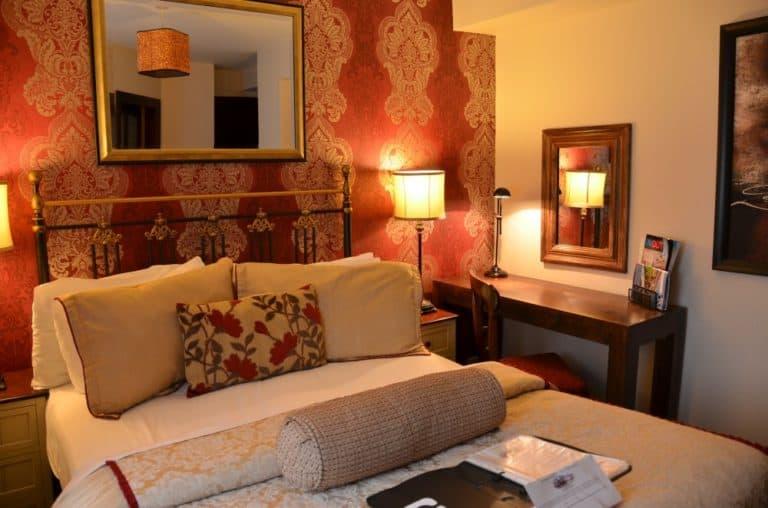 An appealing hotel