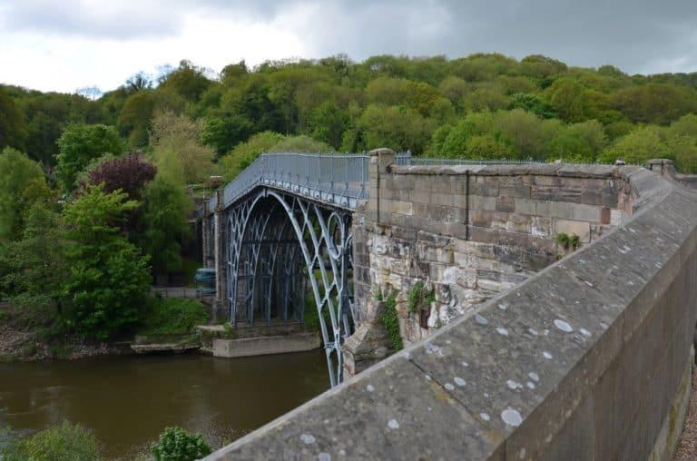Il primo ponte di ferro al mondo