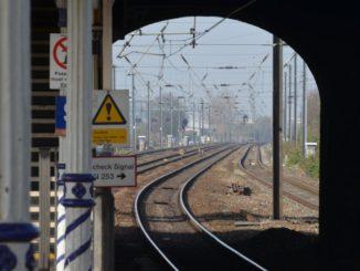 Con i treni locali