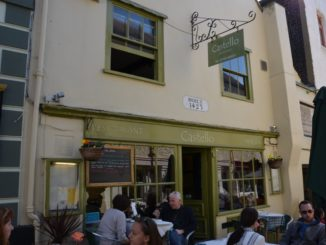 Very old restaurant