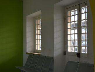 Portugal, Entroncamento – waiting room, Nov.2014
