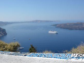Greece, Santorini, Fira – accessories, Aug. 2013