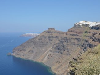 Greece, Santorini, Fira – scenery, Aug. 2013