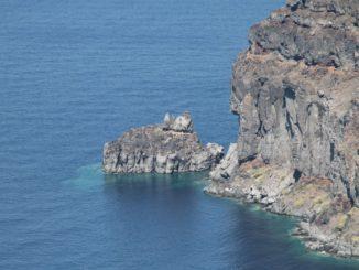 Greece, Santorini, Fira – nature, Aug. 2013
