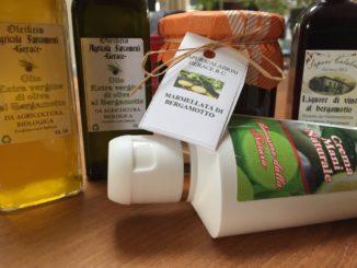 Various Items Made From Bergamot