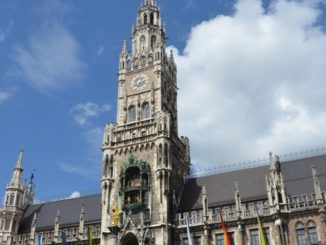 Germany, Munich – New Town Hall, May 2013