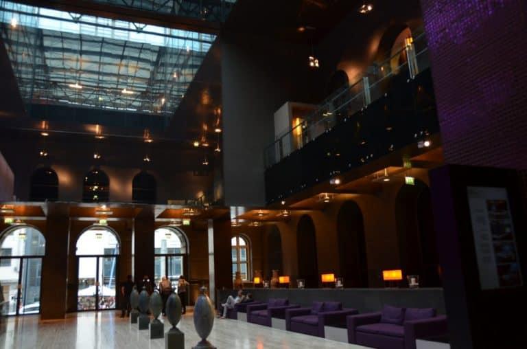 L'hotel poco caratteristico a Monaco di Baviera