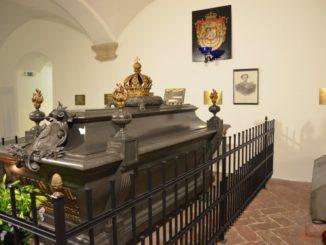ルードヴィヒⅡの棺