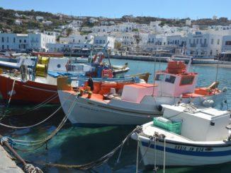 Greece Mykonos
