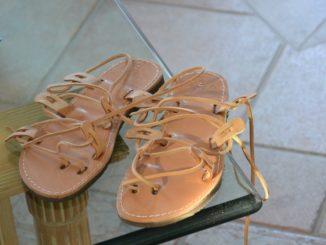Sandals of Sparta
