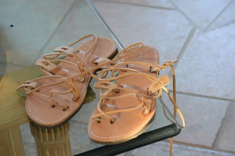 I sandali di Sparta