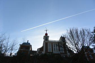 グリニッジの王立天文台について