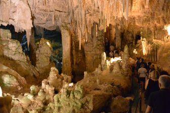 Limestone Cave Nettuno