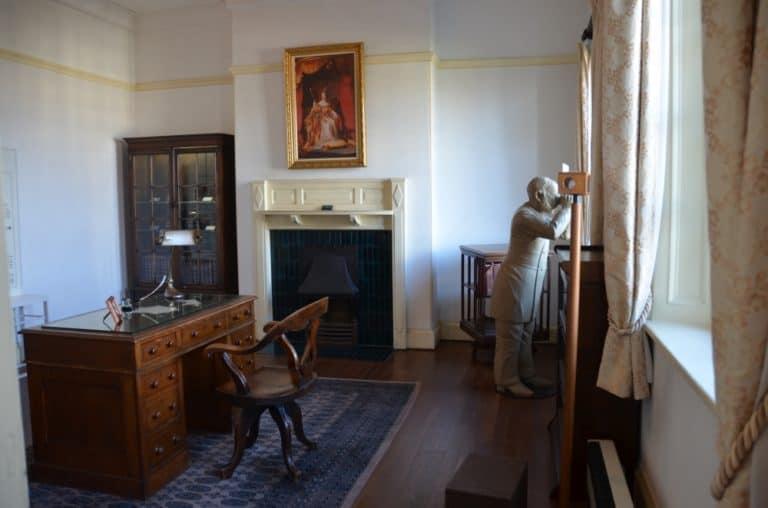 Old British Consulate