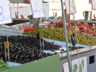 market – fruits, Aug.2015