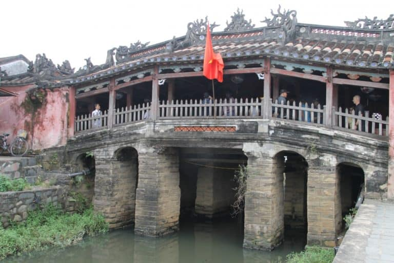 Ponte Giapponese a Hoi-An