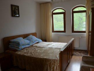 Romania, Horezu – guest room, Apr.2014