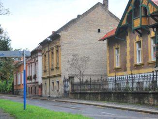 Hungary, Keszthely – houses, 2010