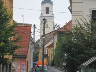 Hungary, Keszthely – town, 2010