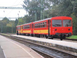 Ungheria, Keszthely – ferrovia, 2010