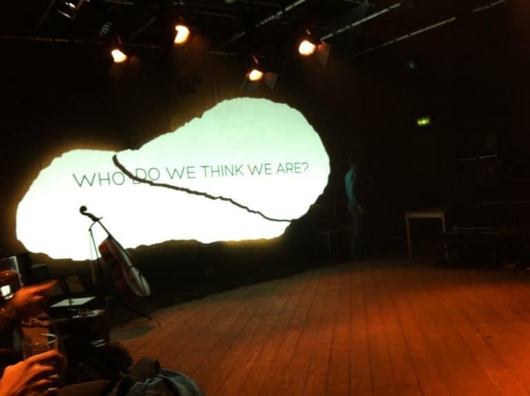 Opera in un piccolo teatro