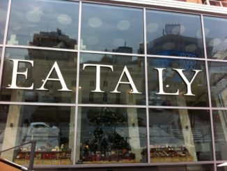 We tried Eataly