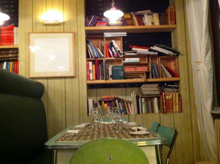 「おばあちゃんの家」風のレストラン