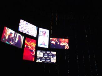 Ireland, Dublin – screens, July 2011