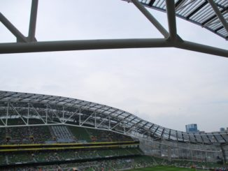 Ireland, Dublin – stadium, July 2011