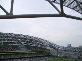 Ireland, Dublin – stadium, July 2011