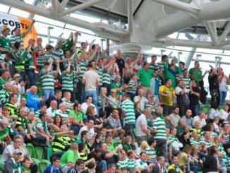 Ireland, Dublin – supporters, July 2011