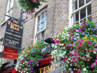 Ireland, Dublin – Temple Bar, July 2011