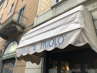 Il Paiolo – ミラノ