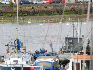 Ireland, Galway – boats, 2011