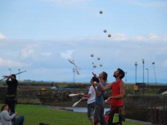 Ireland, Galway – people, 2011