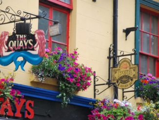 Ireland, Galway – signs, 2011