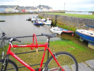 Ireland, Galway – bycicle, 2011