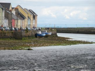 Ireland, Galway – the river, 2011