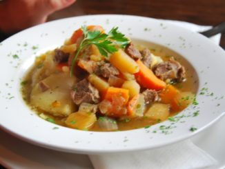 Ireland, Galway – irish stew, 2011