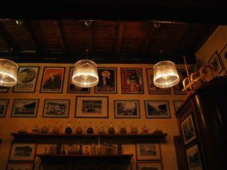 Restaurant in Cernobbio