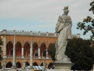 Italy, Padua – palace 2011