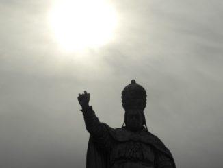 Italy, Padua – halo 2011