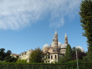 Italy, Padua – Basilica di Sant'Antonio 2011