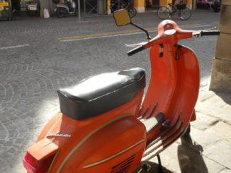 Italy, Padua – Vespa 2011