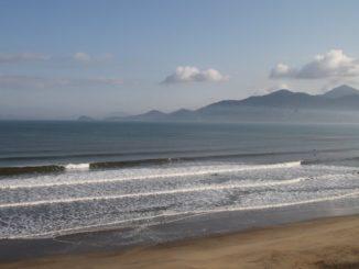 Japan, Karatsu – mountains and sea, Jan.2014