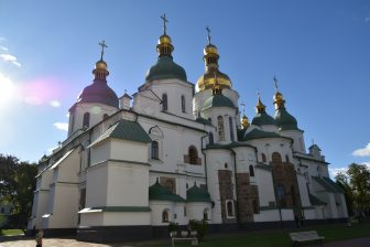 About St. Sophia's Cathedral and Other Things