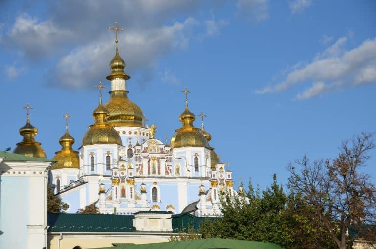 Da vedere a Kiev la capitale dell'Ucraina