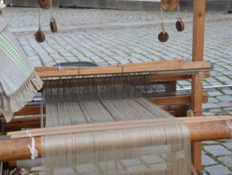 Lithuania, Klaipeda – loom, Sept.2014