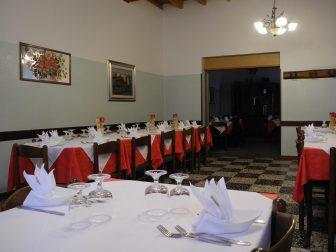 Italia-Lombardia-Moncucco di Vernate-ristorante-La Ca' di Ran