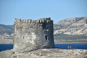Stintino-La Pelosa-torre-aragonese